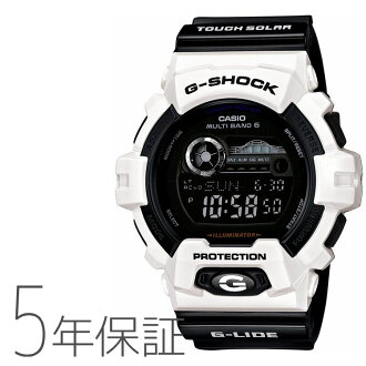 CASIO Casio G-SHOCK G-Shock watch G-LIDE (G ride) GWX-8900B-7JF upup7