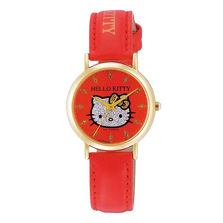 シチズン ハローキティ 腕時計 HELLO KITTY WATCH カジュアルウォッチ 日本製 0009N004 ブラックフライデー