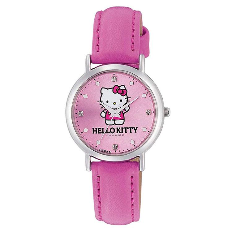 シチズン ハローキティ 腕時計 HELLO KITTY WATCH カジュアルウォッチ 日本製 0017N003 ブラックフライデー