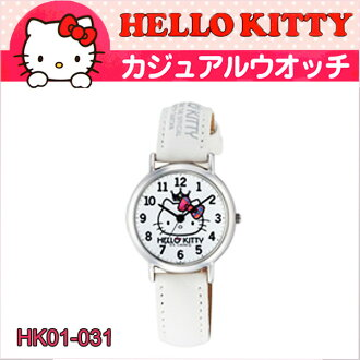 It is good to a present! Hello kitty watch HELLO KITTY WATCH casual watch citizen Q&Q HK01-031fs3gm