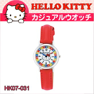 Perfect for gifts! Hello Kitty watch HELLO KITTY WATCH CAs citizen Q & Q HK07-031fs3gm