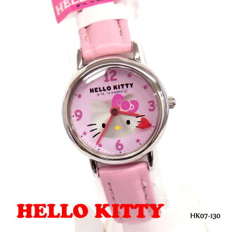 It is good to a present! Hello kitty watch HELLO KITTY WATCH casual watch citizen Q&Q HK07-130