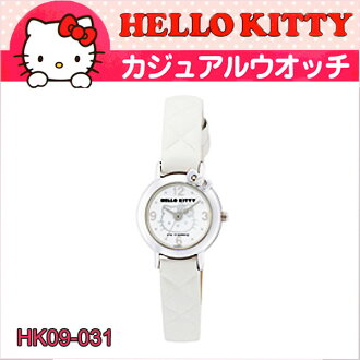 Perfect for gifts! Hello Kitty watch HELLO KITTY WATCH CAs citizen Q & Q HK09-031fs3gm