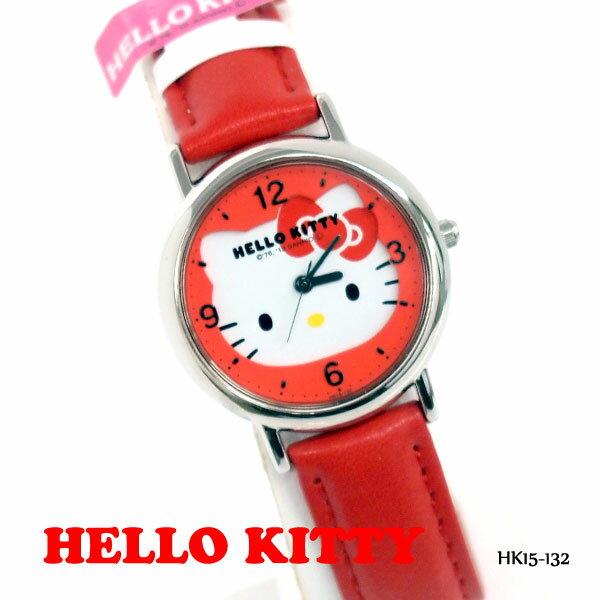 ハローキティ 腕時計 HELLO KITTY WATCH カジュアルウォッチ シチズン Q&Q HK15-132 レディース