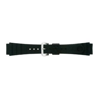 SEIKO (SEIKO) pure urethane band / diver band perception width: 19mm substitute band DAL3BPfs3gm