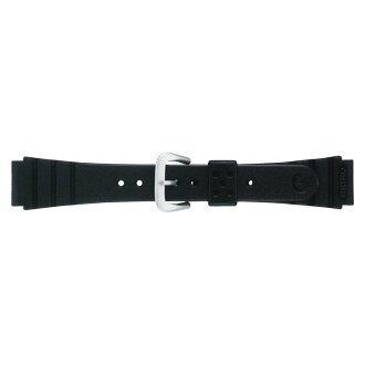 SEIKO (SEIKO) pure urethane band / diver band perception width: 17mm substitute band DAL6BPfs3gm