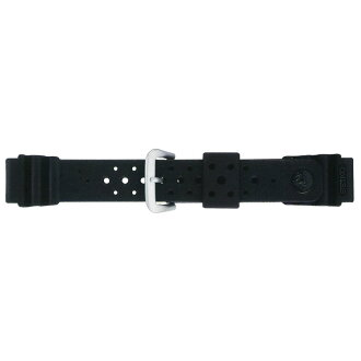 SEIKO Seiko genuine urethane band / diver band gang width: 17 mm replacement band DAL7BP