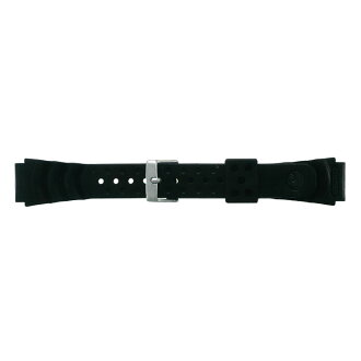 SEIKO ( Seiko ) genuine ウレタンバンド / diver band gang width: 18 mm replacement band DB71BPfs3gm