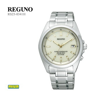 ♪ ♪ Solar TEC watches CITIZEN REGUNO citizen Regno RS25-0341H