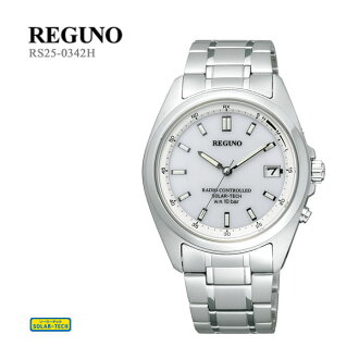 ♪ ♪ Solar TEC watches CITIZEN REGUNO citizen Regno RS25-0342H