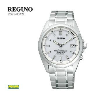 ♪ ♪ Solar TEC watches CITIZEN REGUNO citizen Regno RS25-0342H