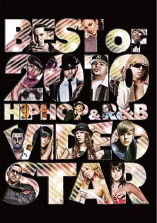 VIDEOSTAR - BEST OF 2010 HIP HOP AND R &B--2 DVD-