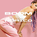 BOOM BOOM - NORICO LONDON (ブン・ブン - ノリコ・ロンドン) 【ミニアルバム】【レゲエ】