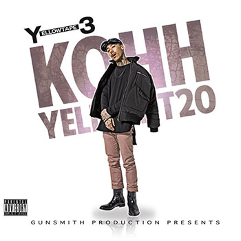 YELLOW TAPE 3 - KOHH 【MIXCD】【YELLOW T△PE 3】【日…...:e-bms:10004831
