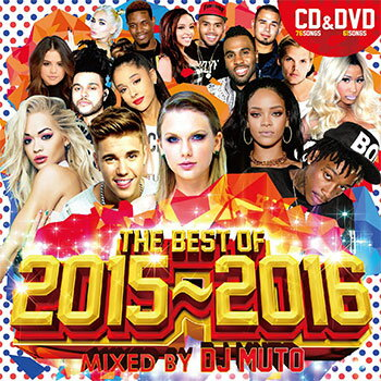 THE BEST OF 2015~2016 - DJ MUTO