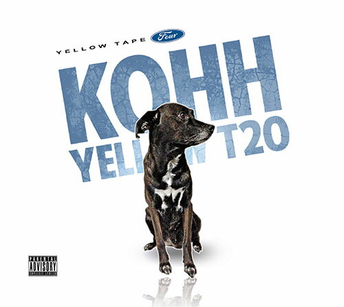 【e-BMS限定オリジナル特典DVD付】 YELLOW TAPE 4 - KOHH 【YE…...:e-bms:10005781