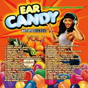 NEW Jamaica! EAR CANDY VOL.1 - STAMINA-X [domestic board MIXCD] [tomorrow easy correspondence]
