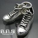 ショッピングバスケットシューズ 高品質 silver shoes シルバーバスケットシューズペンダント シルバー925(靴 スニーカー バッシュ)