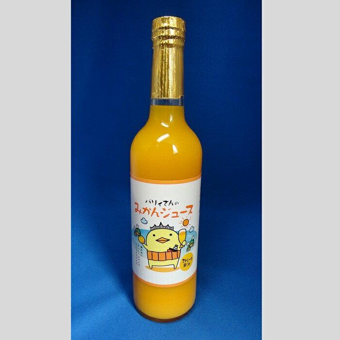 大三島果汁工業(株)バリィさんのみかんジュース 500ml...:e-bussan:10000863