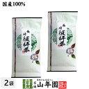 日本茶 お茶 茶葉 彼杵茶(そのぎちゃ) 100g×2袋セッ...