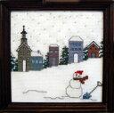 Brodees 刺繍キット K191 The Snow Season