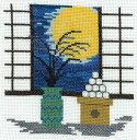 Brodees 刺繍キット K219 お月見の夜