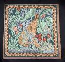 【ART de LYS】 William Morris 8770D LIEVRE TETE A DROITE ゴブラン織りパネル生地L (約50×50cm) 【あす楽】【HLS_DU】