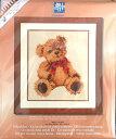 ★数量限定セール★【Vervaco ベルバコ】 クロスステッチ 刺繍キット My good old teddy bear テディベア 2002/75.873【あ...