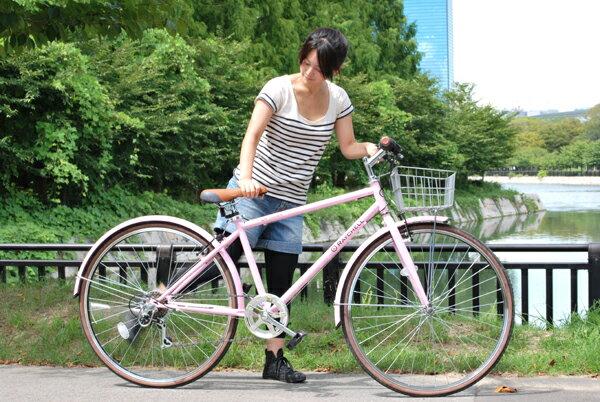 )700C クロスバイク(自転車 ...