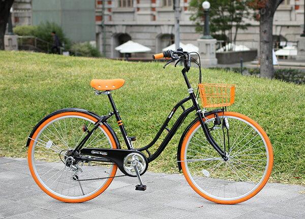 自転車の 自転車 送料無料 26インチ : ママチャリ26インチ一般自転車 ...