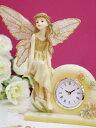 新商品!妖精キャロラインの時計☆デスククロック♪プレゼントに最適☆
