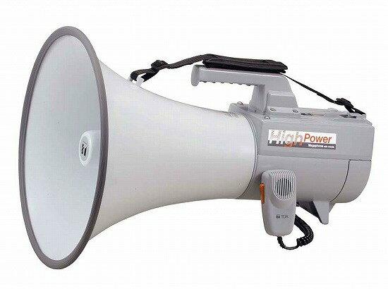 ER-2130W TOA ショルダーメガホン 30Wホイッスル音付