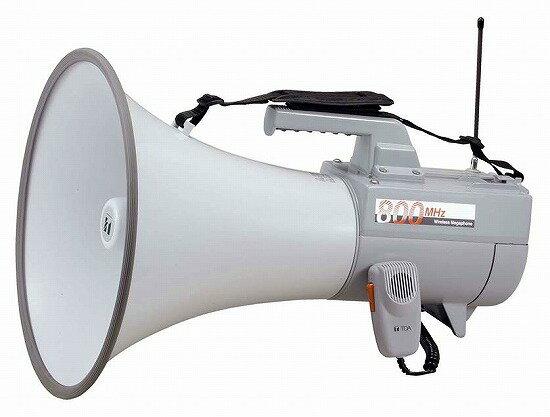 ER-2830W TOA ワイヤレスメガホン 30Wホイッスル音付