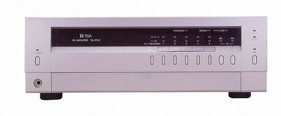 TA-2060 TOA 卓上型アンプ 60W 5局