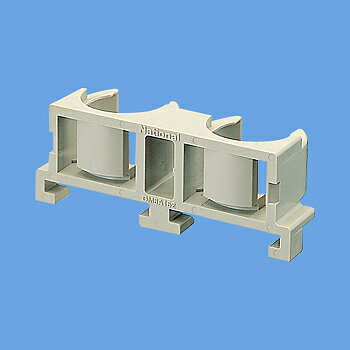 DM8A162 パナソニック 電気配管システム ケーブル配線用付属品 らくワーク 配管アダプタ 14・16用 2連 呼びCD・PF 兼用
