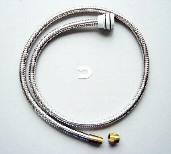 【在庫有 即納】 送料無料 パナソニック シャワーホース 交換 CQ853B03KZZ 洗面台 1200mm (CQ853B03KZ 後継品)