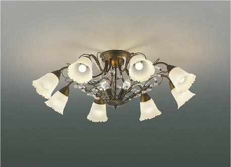 AA40900L コイズミ シャンデリア LED(電球色) 〜6畳