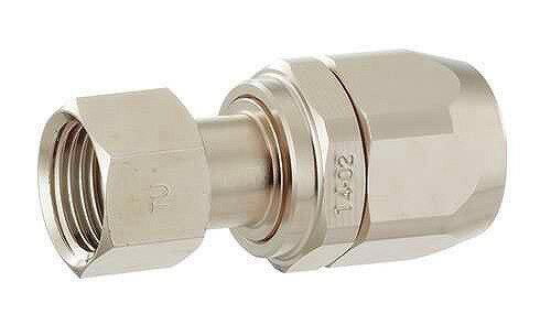 440-007-13カクダイ強化ガスホース用片ナットユニオン(都市ガス用)