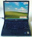 中古A4ノートパソコン DELL LATITUDE C500日本語キーボード版