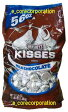(e60-c0575)ハーシー キスチョコ お徳用 1.58kg HERSHEY'S KISSES 《02P03Sep16》【RCP】