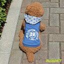 スターフードスポーツパーカー ブルー XS〜XL,DM,DLサイズ  ルイスペット   ゆうパケット   犬 服 犬の服 ドッグウェア     RCP