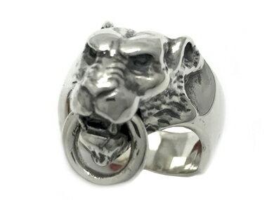 CRAZY PIG(クレイジーピッグ)/SMALL TIGER HEAD RING(スモールタイガーヘッドリング)