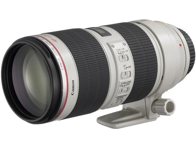 Canon / キヤノン デジタル一眼レフカメラ専用レンズ EF70-200mm F2.8L IS II USM 【レンズ】【送料無料】