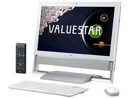 【送料無料】NEC VALUESTAR N VN770/RSW PC-VN770RSW [ファインホワイト]