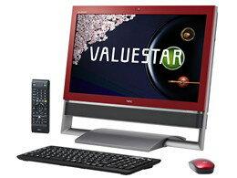 【送料無料】NEC VALUESTAR N VN770/RSR PC-VN770RSR [クランベリーレッド]