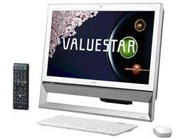 【2/10入荷予定】【送料無料】NEC VALUESTAR S VS370/RSW PC-VS370RSW [ファインホワイト]