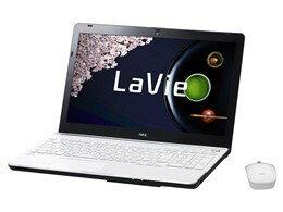 【送料無料】NEC LaVie S LS350/RSW PC-LS350RSW [エクストラホワイト]