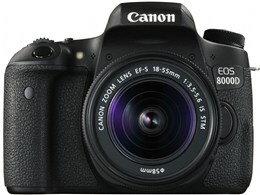 キヤノン / CANON EOS 8000D ダブルズームキット 【デジタル一眼カメラ】【送料無料】