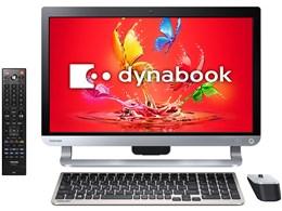 ★TOSHIBA / 東芝 dynabook D71 D71/UB PD71UBP-BWA 【デスクトップパソコン】