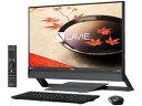 ★NEC LAVIE Desk All-in-one DA770/FAB PC-DA770FAB [ファインブラック] 【デスクトップパソコン】【送料無料】